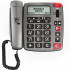 Amplicomms PowerTel 196 Extra-Loud Corded Amplified Telephone