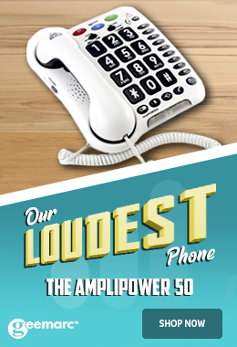 Our Loudest telephone - The Amplipower 50