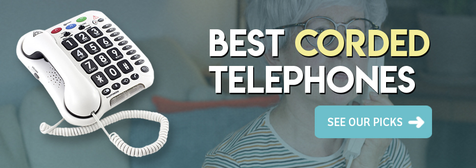 Browse Our Expert Picks of Our Best Corded Phones