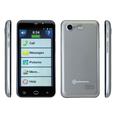 Amplicomms PowerTel M9500 Senior Smartphone Mobile Phone
