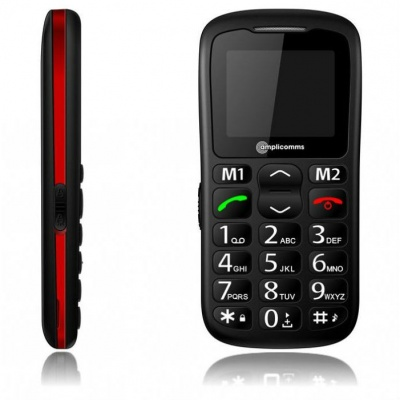 Amplicomms PowerTel M6350 Mobile Phone