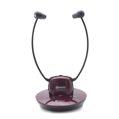 Amplicomms TV2500 Wireless Amplified TV Listener Headset