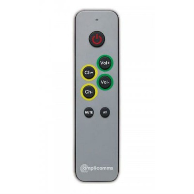 Amplicomms ER 100 Big Button Remote Control