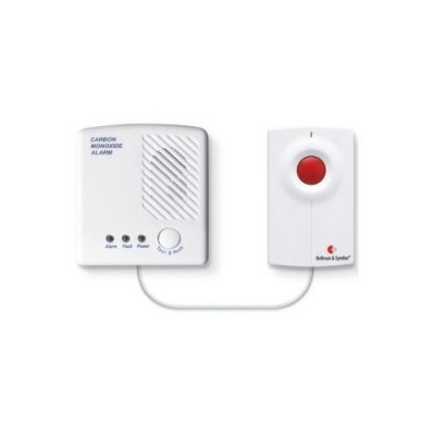 Bellman Visit CO Detector Pack for the Hard of Hearing