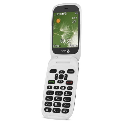 Doro 6520 Mobile Phone for the Hard of Hearing