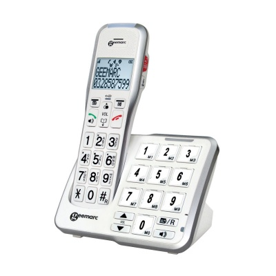 Geemarc AmpliDECT 595 Amplified Cordless Phone