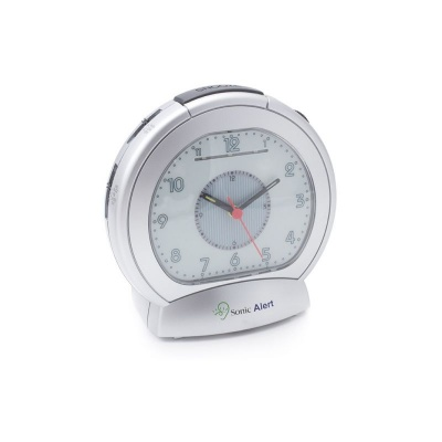 Geemarc Sonic Classic Alarm Clock for the Hard of Hearing
