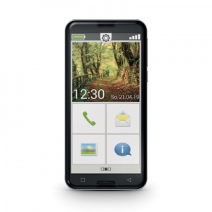 Emporia Smart S3 Amplified Simple Smartphone for the Elderly