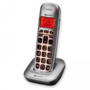 BigTel 1201 Additional Handset for Amplicomms BigTel Cordless Amplified Telephones