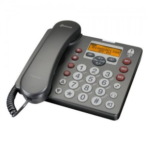 Amplicomms PowerTel 58 Plus Amplified Telephone with Answer Machine