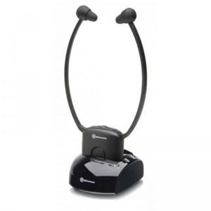 Amplicomms TV 200 Wireless Amplified Headset