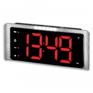 Amplicomms TCL 400 Extra-Loud Radio-Controlled Alarm Clock