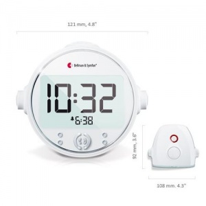 Bellman Alarm Clock Pro for the Hard of Hearing