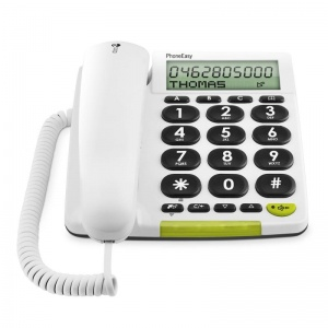 Doro 312cs PhoneEasy Big Button Corded Telephone