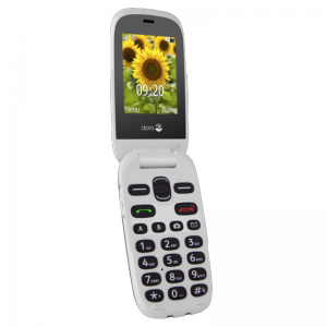 Doro 6030 Clamshell Amplified Mobile Phone