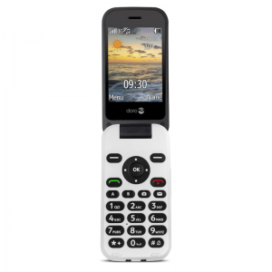 Doro 6620 Amplified Flip Phone for Seniors