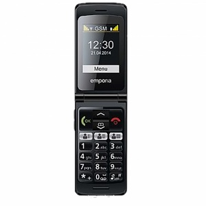Emporia FlipBasic 2G Amplified Mobile Phone