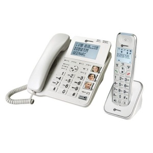 Geemarc AmpliDECT 295 Amplified Corded and Cordless Telephone Combi
