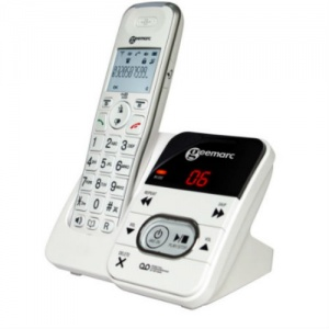 Geemarc AmpliDECT 295 Amplified Cordless Telephone with Answering Machine
