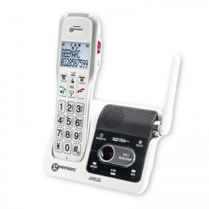 Geemarc AmpliDECT 595 Ultra Low Energy Amplified Cordless Phone
