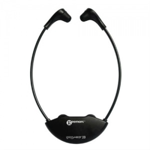Additional Headset for the Geemarc LoopHear 20 Loop Listener