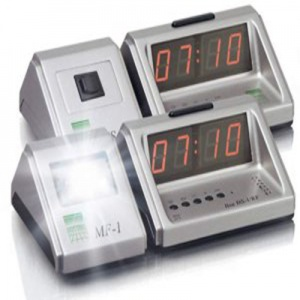 Lisa Alert System RX Digital Alarm Clock Receiver