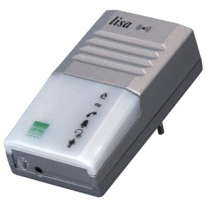 Lisa Alert System RX Plug-In Flash Receiver