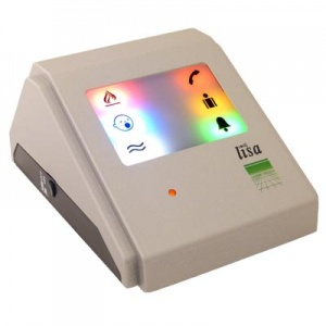 Lisa Alert System RX Table Flash Receiver