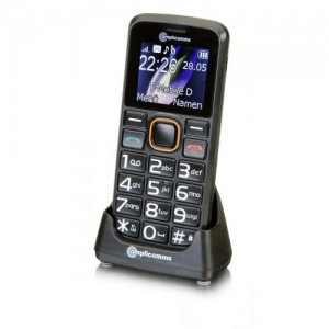 Amplicomms PowerTel M6300 Hard of Hearing Mobile Phone