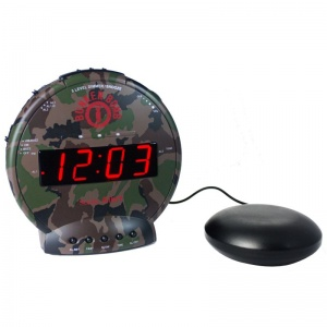 amplicomms tcl 400 extra loud radio controlled alarm clock amplifiedtelepho. Black Bedroom Furniture Sets. Home Design Ideas