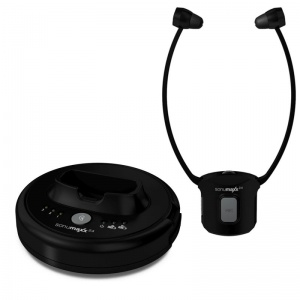 Sonumaxx 2.4 Headset Sound-Boosting System