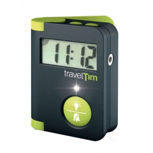 Travel Tim Portable Vibrating Alarm Clock
