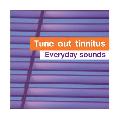 Tune Out Tinnitus Everyday Sounds CD