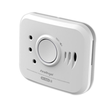 Fire Angel Wi-Safe2 Wireless Interlink Carbon Monoxide Alarm for the Hard of Hearing W2CO10XT