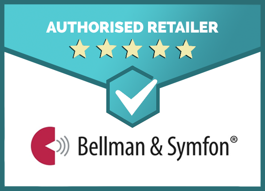 We Are an Authorised Retailer of Bellman & Symfon Products