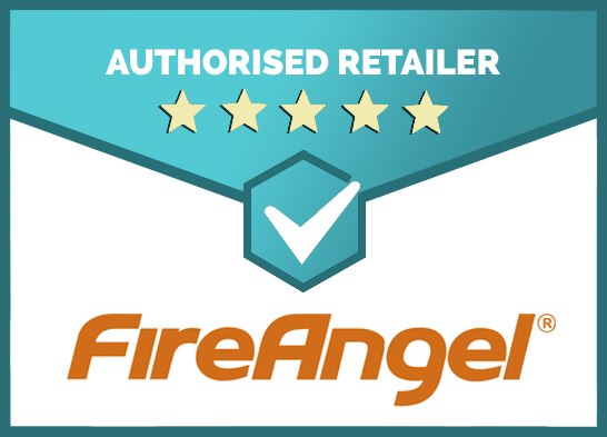 We Are an Authorised Retailer of Fire Angel Products