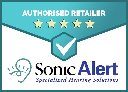 We Are an Authorised Retailer of Sonic Alert Products