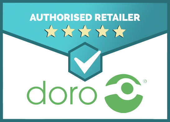 We Are an Authorised Retailer of Doro Products
